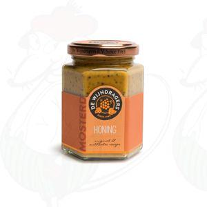 Honing Mosterd | De Wijndragers | 195 gram