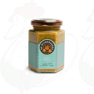 Mosterd Dille Saus | Voets specialities | 190 gram