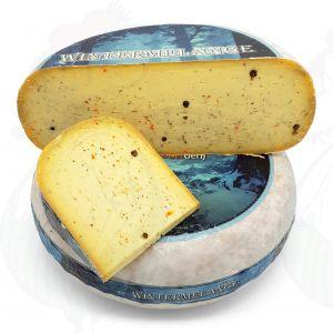 Wintermelange kaas
